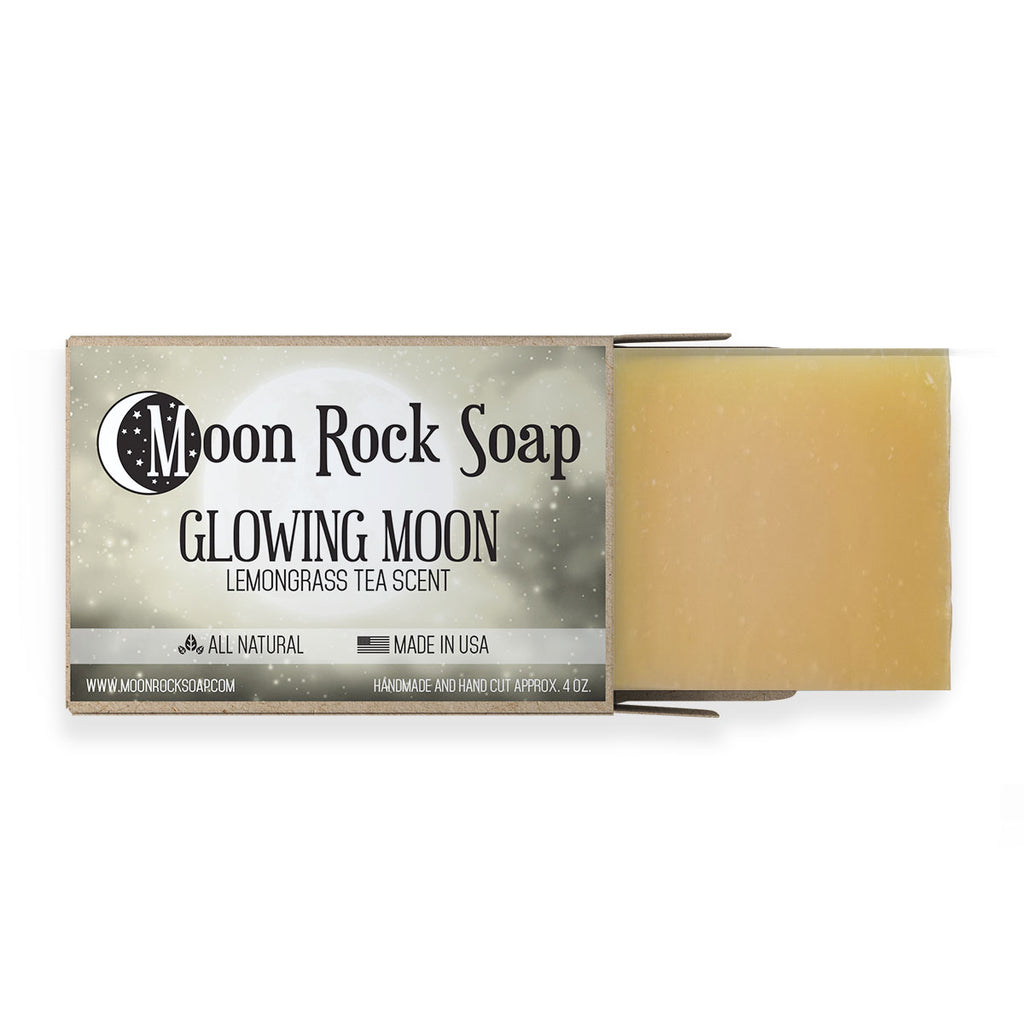 Glowing Moon Soap