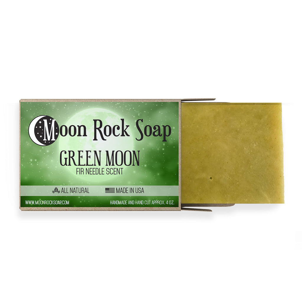 Green Moon Soap