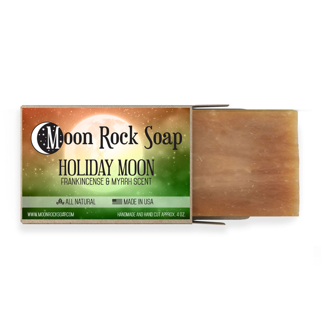 Holiday Moon Soap