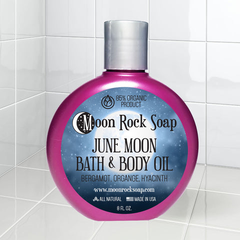 June Moon Bath and Body Oil