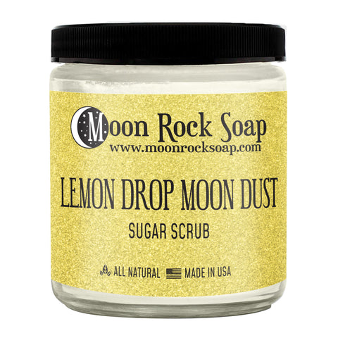 Lemon Drop Moon Dust Sugar Scrub