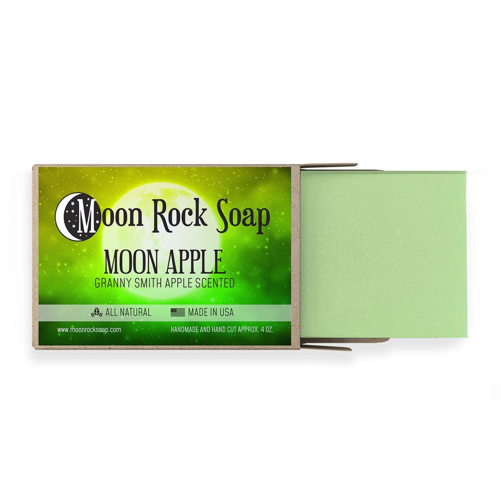 Moon Apple Soap