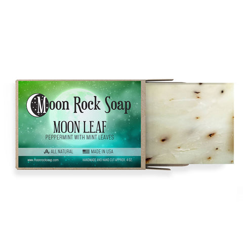 Moon Leaf Soap