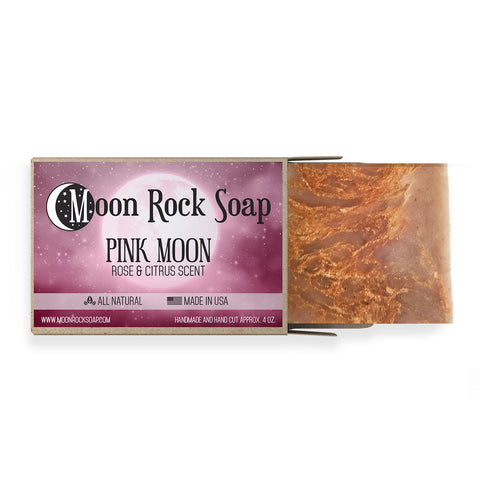 Pink Moon Soap