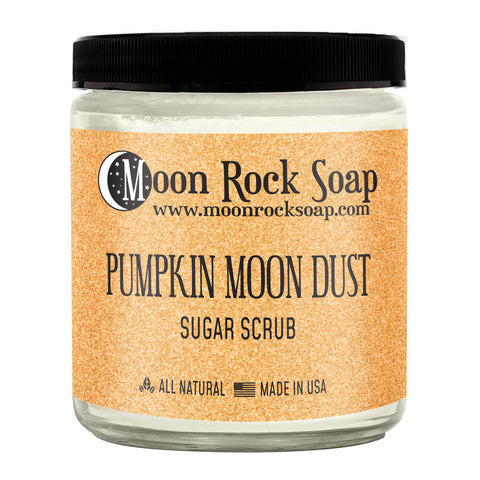 Pumpkin Spice Moon Dust Sugar Scrub