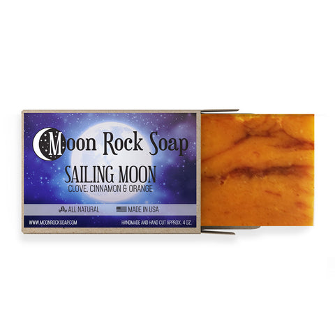 Sailing Moon Soap