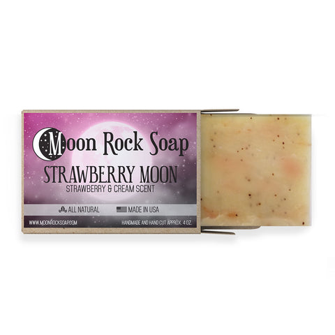 Strawberry Moon Soap
