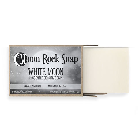 White Moon Soap
