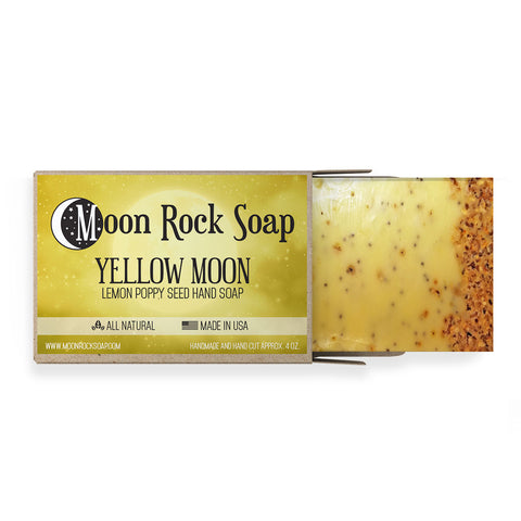 Yellow Moon Soap