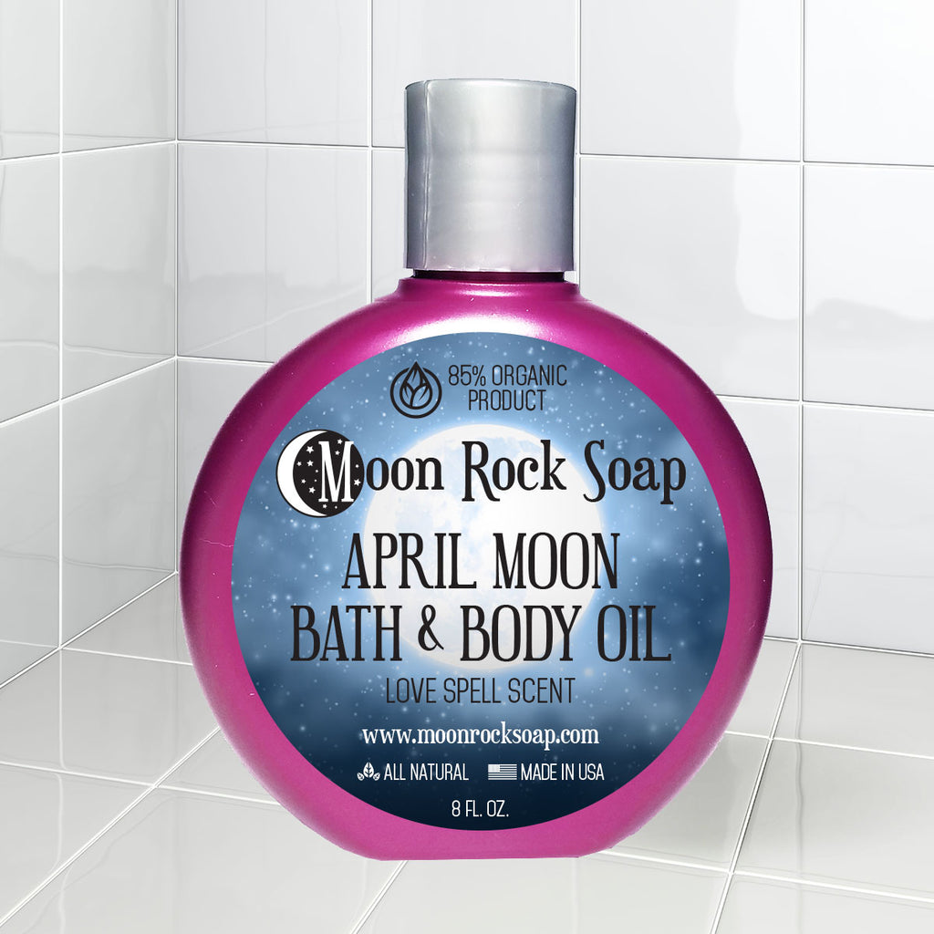 April Moon Bath and Body Oil