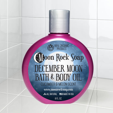December Moon Bath and Body Oil