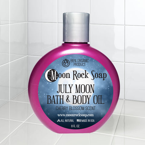 July Moon Bath and Body Oil