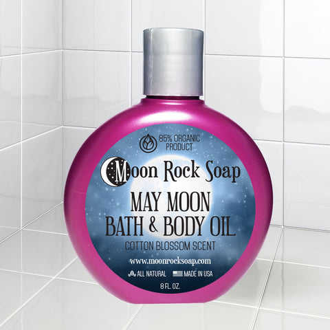 May Moon Bath and Body Oil