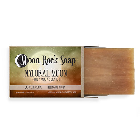 Natural Moon Soap