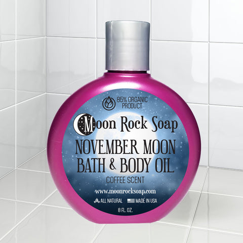 November Moon Bath and Body Oil