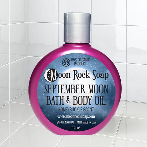 September Moon Bath and Body Oil