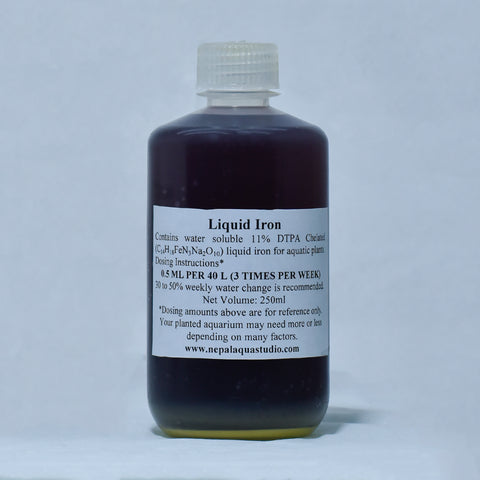 11% DTPA Chelated Liquid Iron (C14H18FeN3Na2O10) - nepalaquastudio