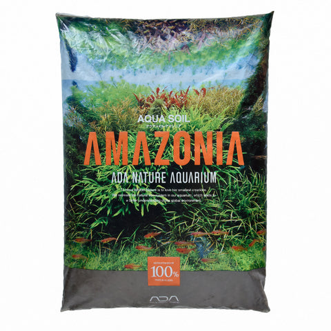 ADA Aqua Soil Amazonia 9 Liter Normal Type - nepalaquastudio