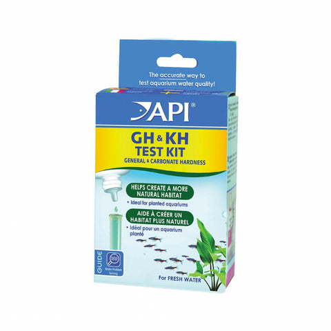 API GH & KH TEST KIT Freshwater Aquarium Water Test Kit - nepalaquastudio