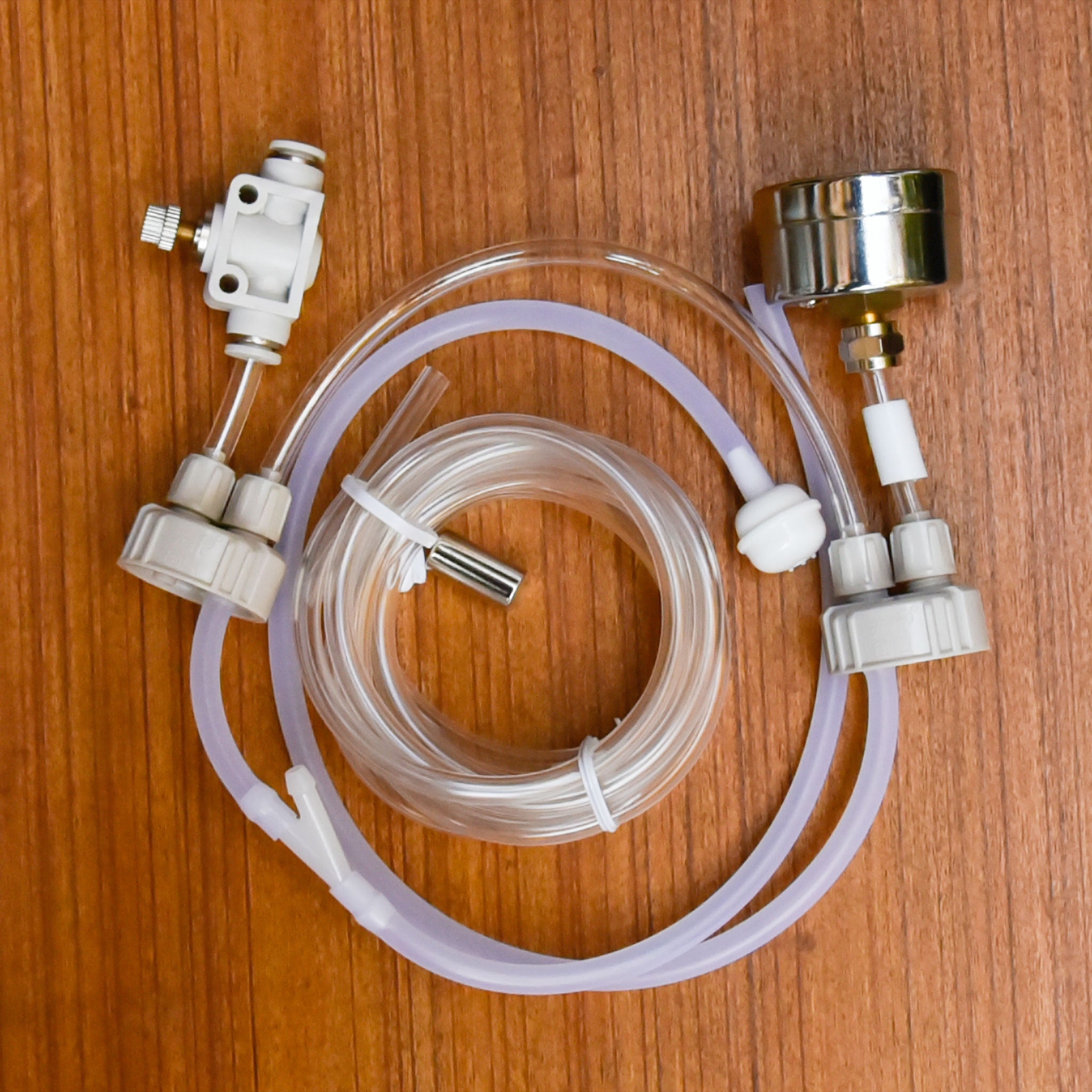 Aquarium DIY CO2 Generator System Kit - nepalaquastudio