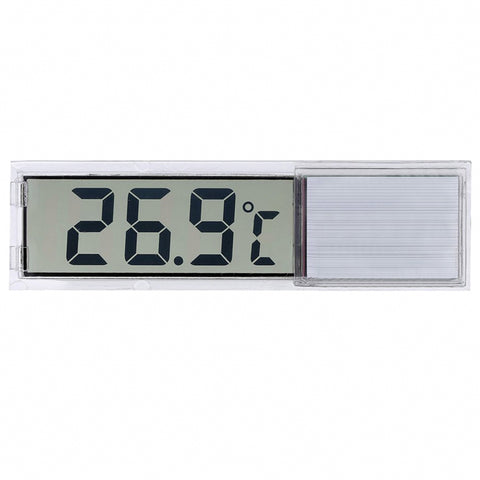 Clear LCD Digital Aquarium Thermometer for Fish Tank Water - nepalaquastudio