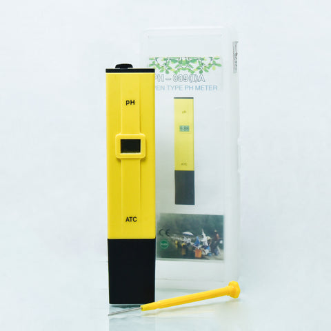 Pocket Digital pH Meter Tester Pen - nepalaquastudio