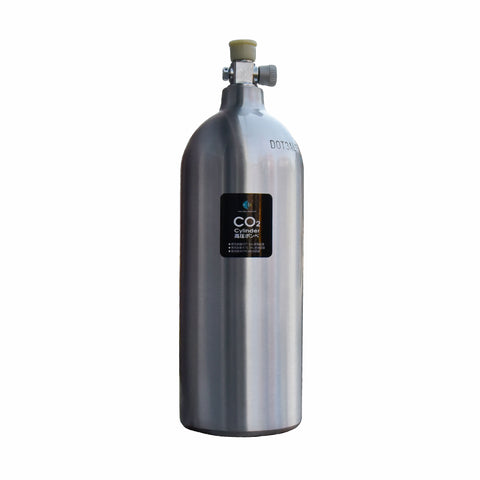 Easy Aqua R–WP003 CO2 Cylinder (2L) - nepalaquastudio