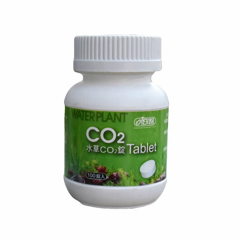 ISTA CO2 Tablet  100 TABS - nepalaquastudio