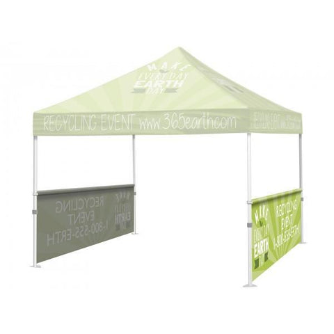 Tent Half Wall (Full Color)