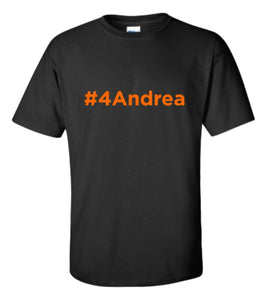 #4Andrea T-shirt - teeheehee tees Fun T-shirts for everyone.