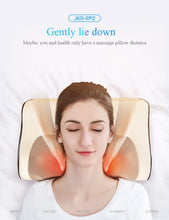 Load image into Gallery viewer, Massage Pillow for Neck & Back & Shoulder