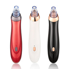Load image into Gallery viewer, Electric Blackhead Remover & Face Massager