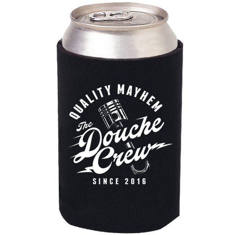 The Douche Crew Koozie