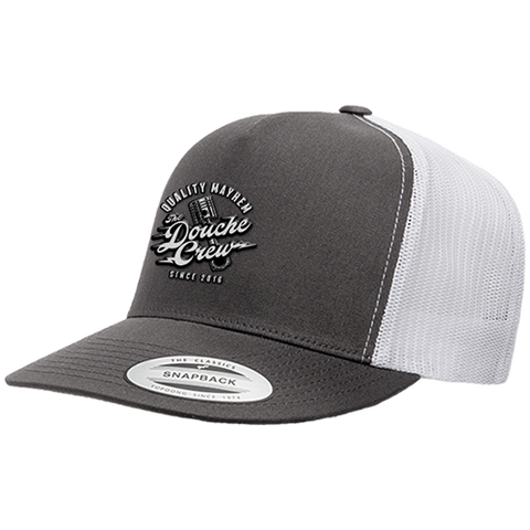The Douche Crew Classic Trucker 2-Tone Hat