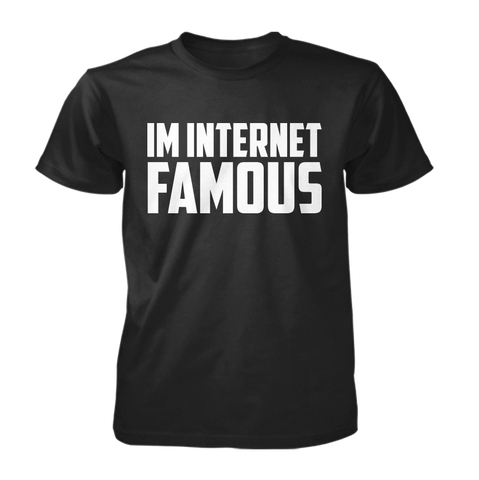 The Douche Crew Internet Famous Tee