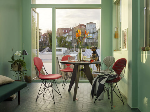 Vitra<br><b> Wire Chair DKR-2 </br></b>