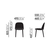 Vitra<br><b> Softshell Side Chair</br></b>