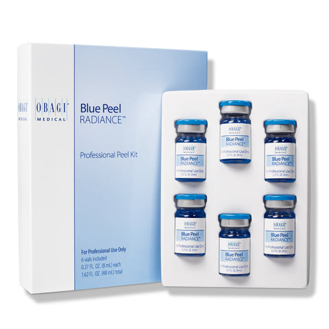 Bộ kit peel da Obagi Blue Peel Radiance Kit