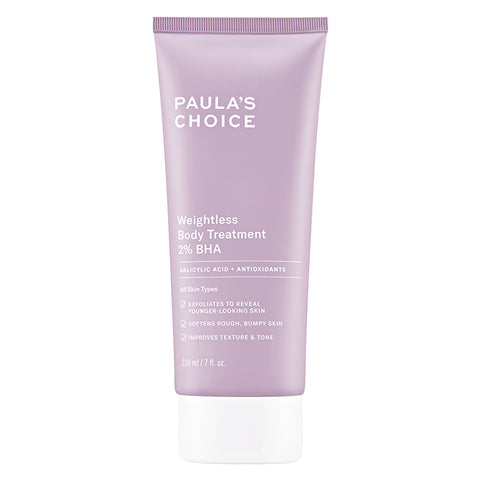 Kem Dưỡng Thể 2% BHA Paula's Choice Resist Weightless Body Treatment With 2% BHA