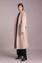 Kyoto Long Suri Alpaca Coat