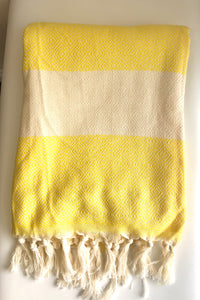 Turkish Fouta Cotton Towels