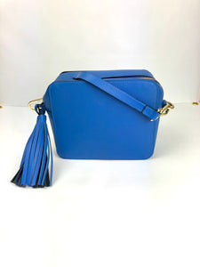 Italian Quad Crossbody bag