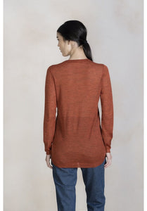 Reef Alpaca Crew Neck Sweater