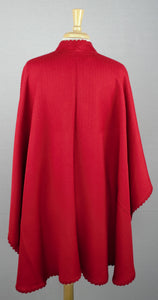 Divina Alpaca Long Women's Cape