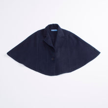 Berlin Capelet-Alicia Peru Sustainable Alpaca - navy blue color