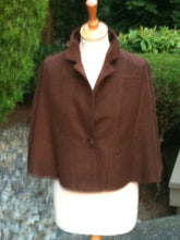 Berlin Capelet-Alicia Peru Sustainable Alpaca - fit view