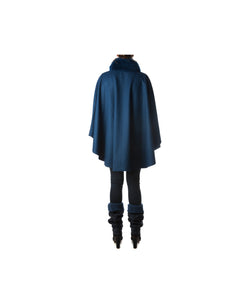 Paris Alpaca Cape