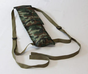 NEW YEAR SALE - SAS Tactical Survival Bow with Camo Carry Bag (Take-down Arrows not included)
