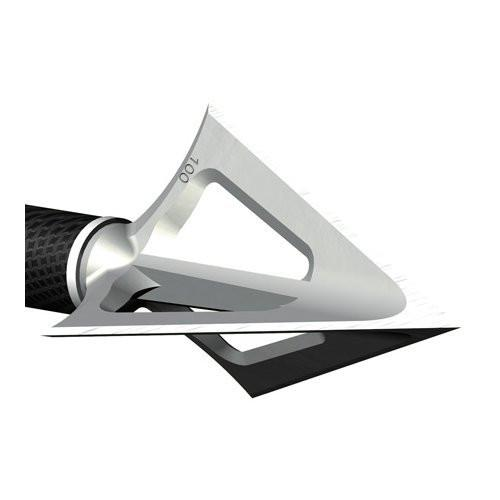 Montec G5 Broadheads - 100gr 3 pack  (4 week backorder)