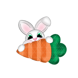 Blank - Bunny with Carrot 2